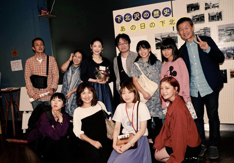 下北沢映画祭コンペティションに参加した皆さん