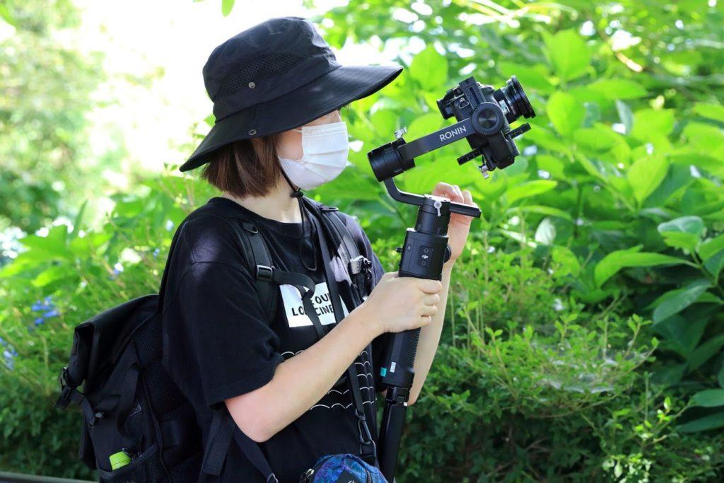 撮影風景・オフショット05