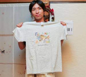 リターン品Tシャツ